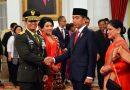 Presiden Joko Widodo Lantik KSAD Baru