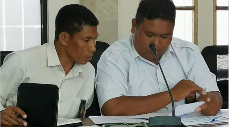 Bupati Tantang Dua PPNS Tuntaskan Penyidikan Kapal JSL