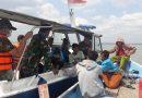 Dua Nelayan Hilang di Perairan Arosbaya, Polisi Lakukan Pencarian Bersama Warga