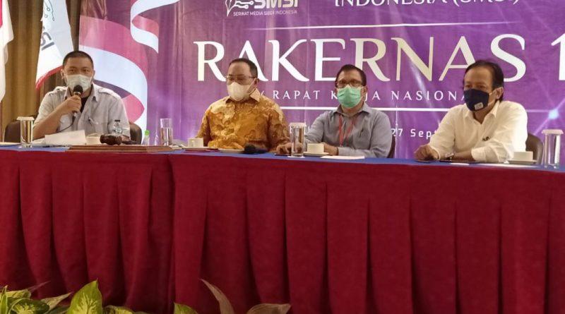 Dewan Pers: SMSI Serikat Media Siber Terbesar di Indonesia