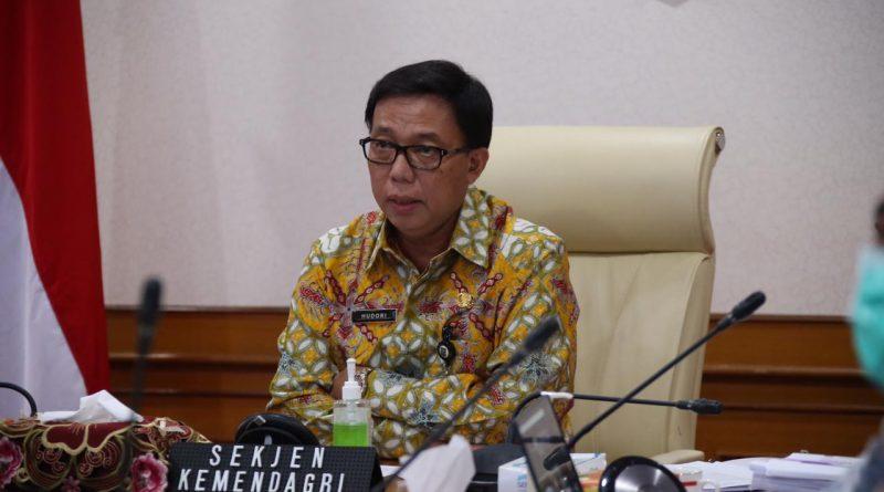 Kemendagri Berduka, Dua Mantan Pejabat Tinggi Tutup Usia