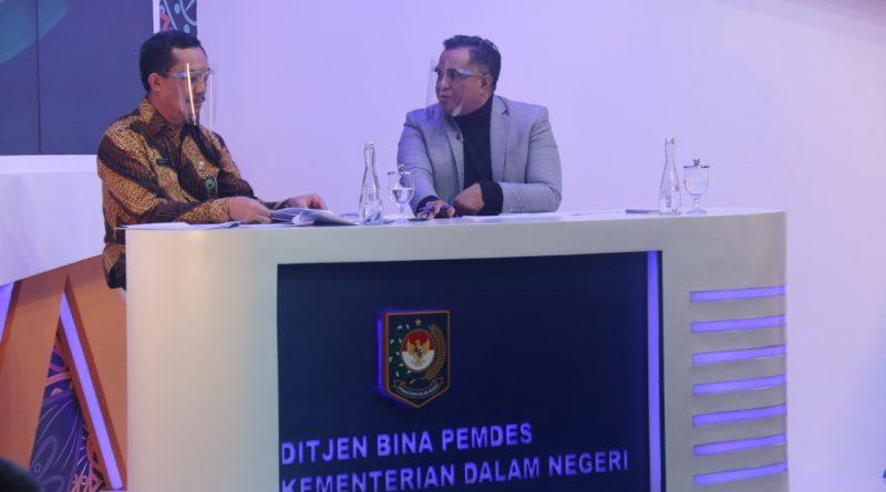 Peringati 7 Tahun UU Desa, Ditjen Bina Pemdes Kemendagri Luncurkan TV Bina Pemdes