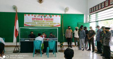 Operasi Yustisi, Puluhan Pengendara Terjaring Karena Tak Disiplin Pakai Masker
