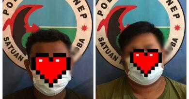 Pesta Narkotika Jenis Sabu, Dua Pemuda Diamankan Satresnarkoba Polres Sumenep